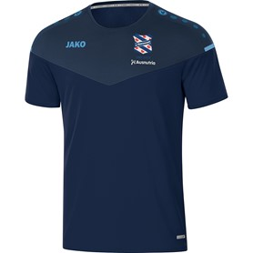 T-shirt champ 2.0 donkerblauw  adult