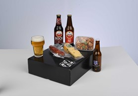 sc Heerenveen Borrel Box bier